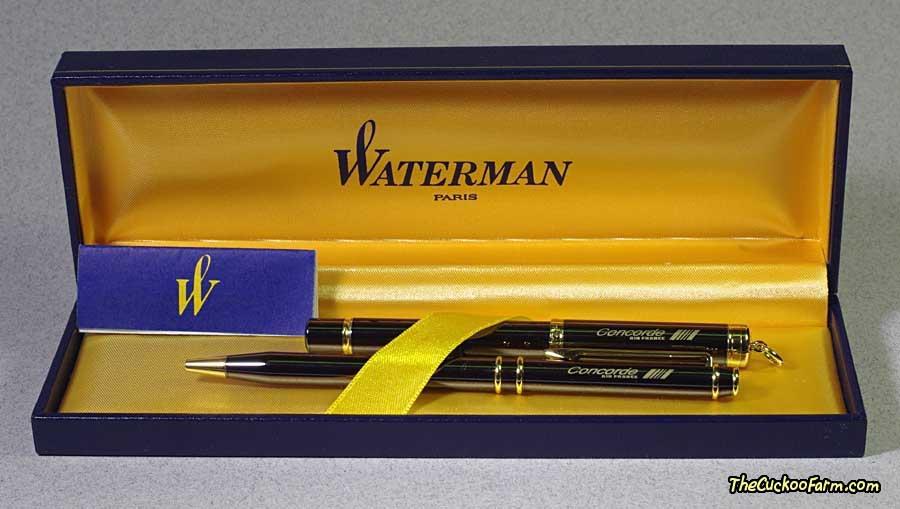 Air France Concorde Pen Set by Waterman