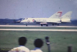 1978 Air Show at the National Aviation Facilities Experimental Center in Atlantic City, NJ