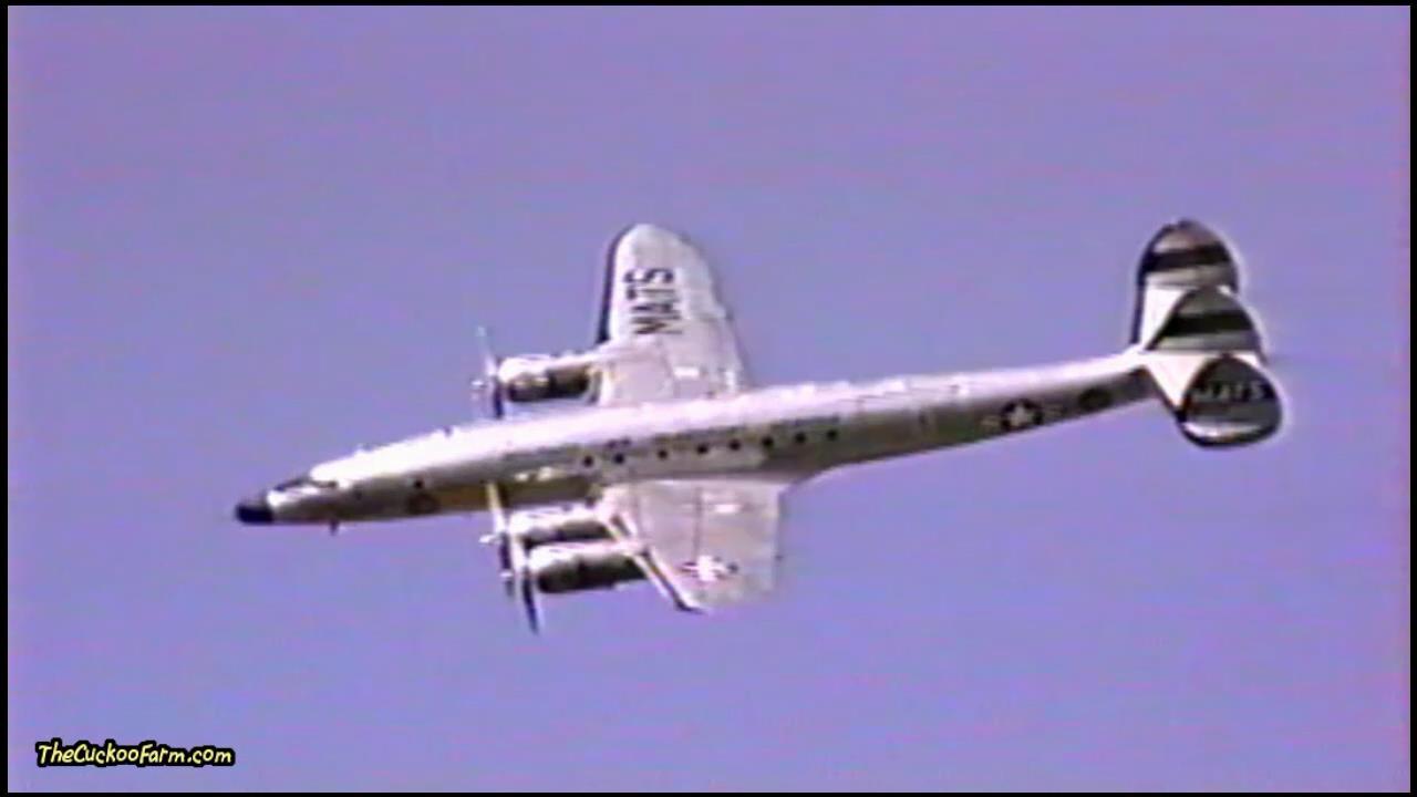 Lockheed Constellation L494TW