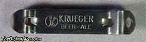 Krueger Beer - Ale can and bottle opener