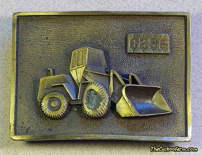 Case Belt Buckle