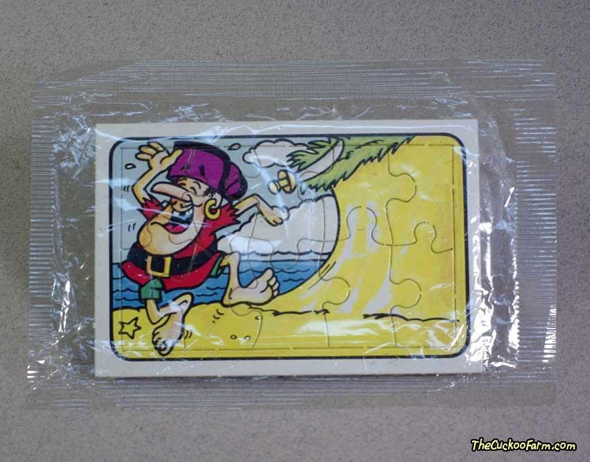 Cap'n Crunch LaFoot Puzzle