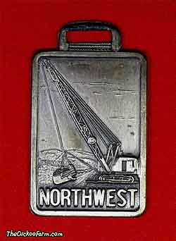 Northwest dragline watch fob