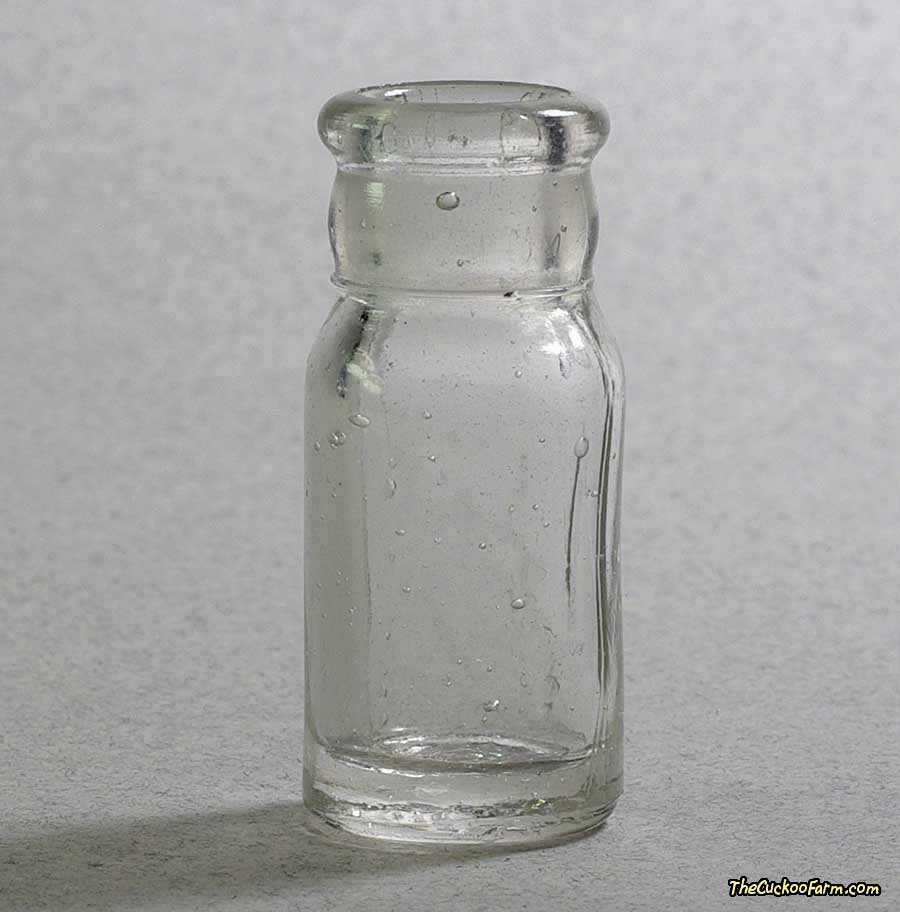 Attractive Old Glass Bottles Part - 9: The Cuckoo Farm Home