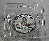 Vintage ashtrays