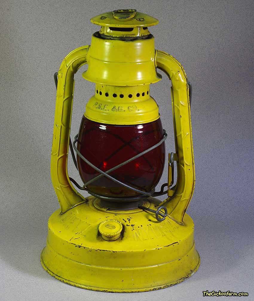 Dietz No. 100 Lantern