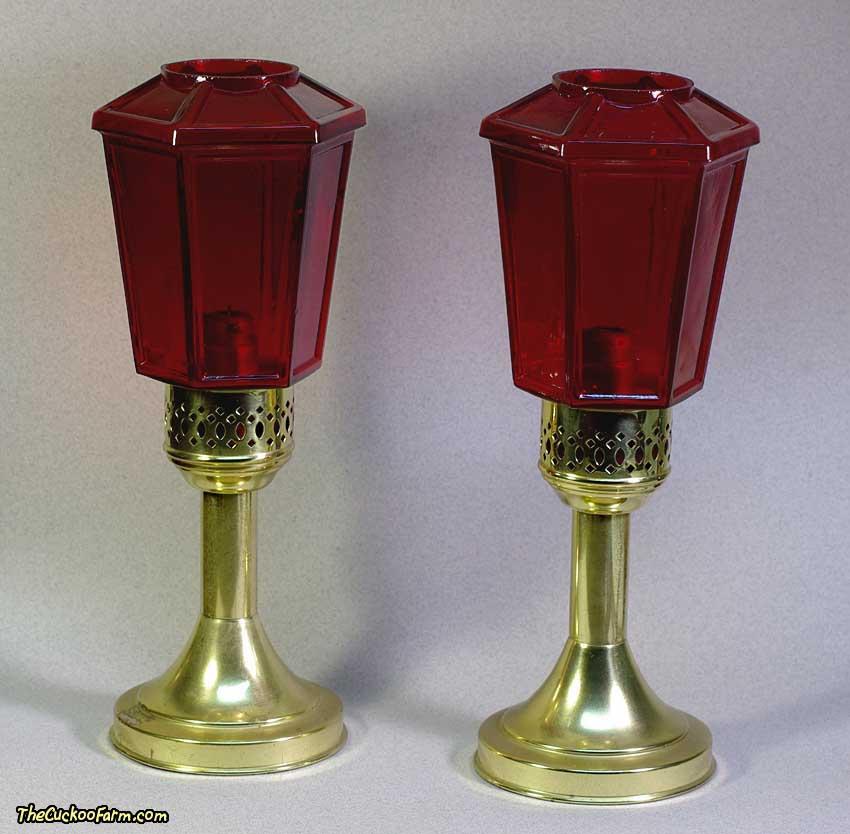 Mason Candlelight Co. Candlelamp