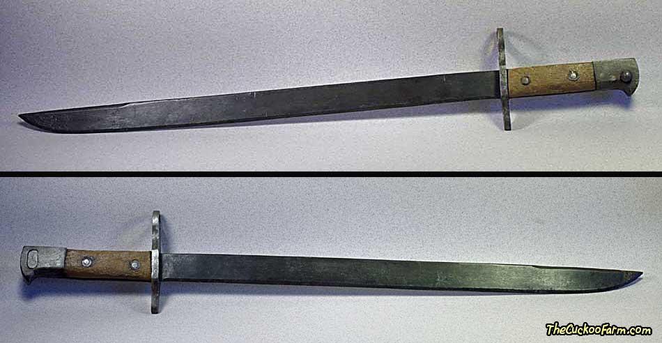 WWII Japanese Type 30 Bayonet