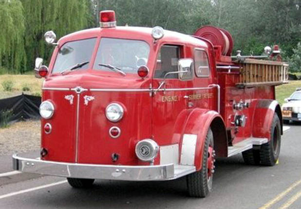 American LaFrance - Foamite 700 Series Truck