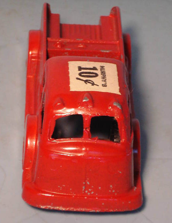 American LaFrance - Foamite 700 Series Tootsie Toy