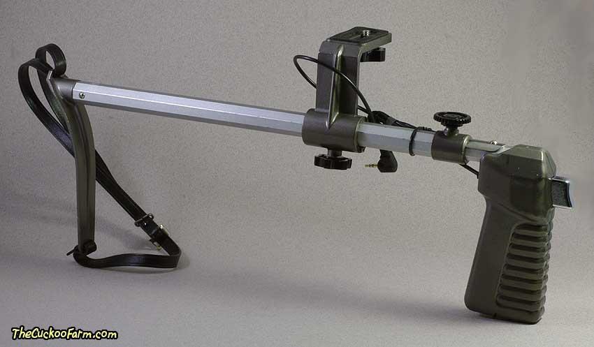 Spiratone Dual-Range Telegrip-C Shoulder stock
