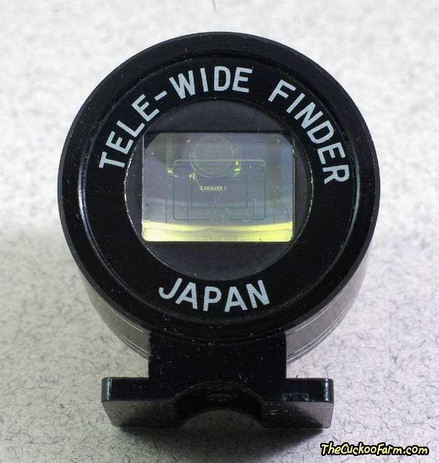 Yashica Tele-Wide Finder