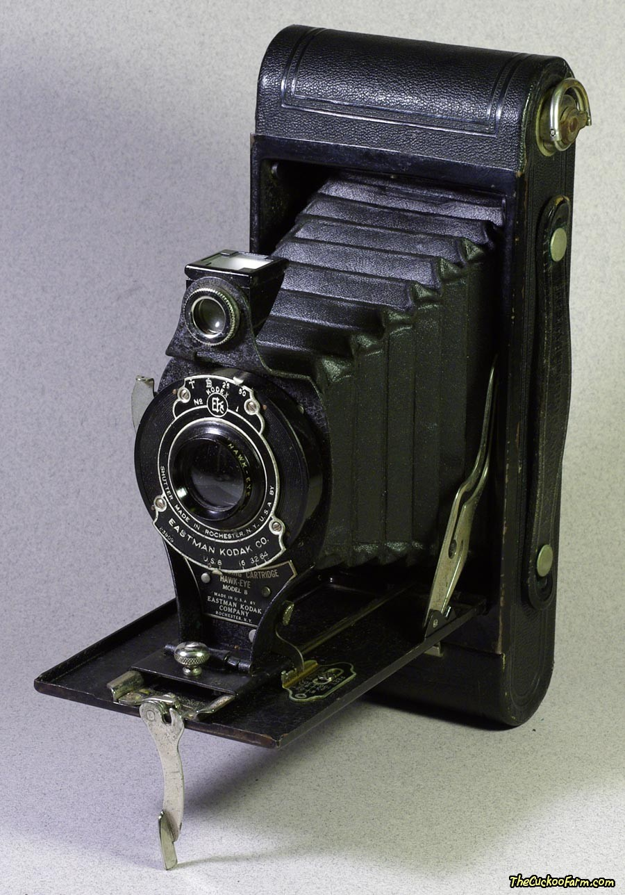 Kodak No. 2A Folding Hawkeye Model B