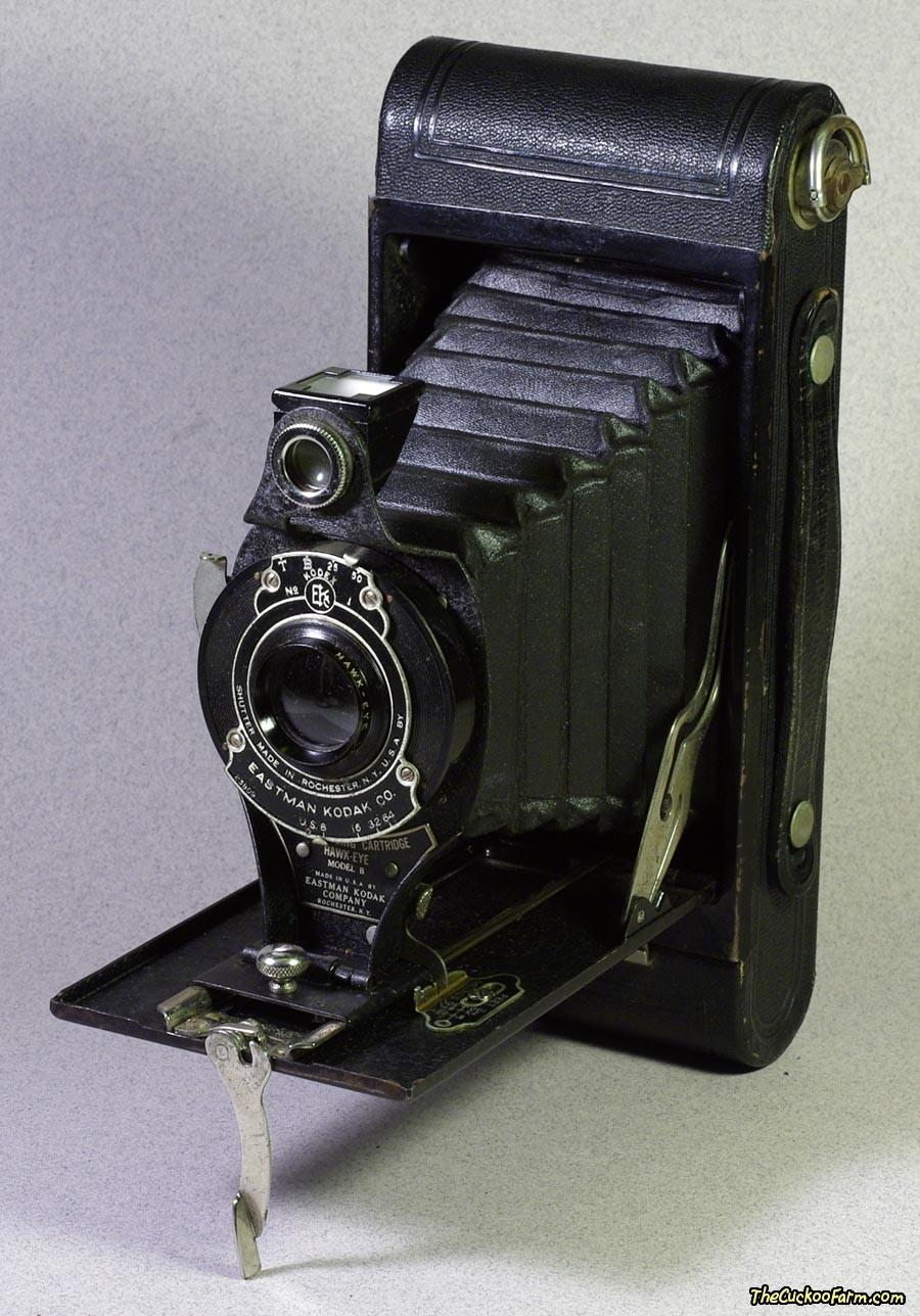 Kodak No. 2A Folding Hawkeye Model B