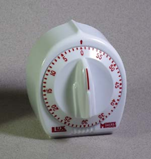 Minute Minder Small Timer By Lux