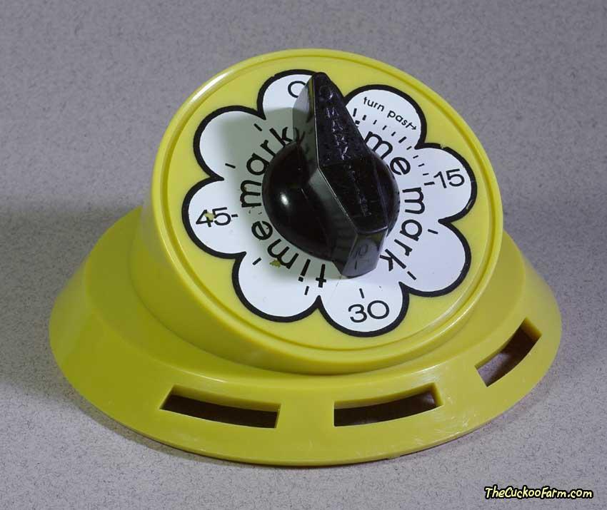 Mark Time Clock Watcher Timer Front