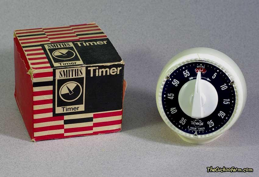 Smiths Industries QLR 500 Timer