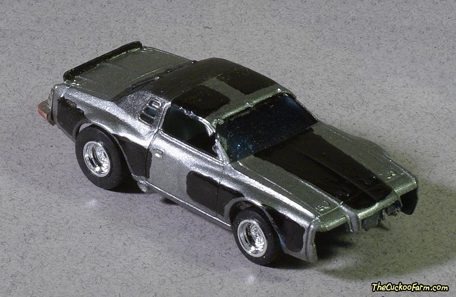 Dodge Magnum slot car.