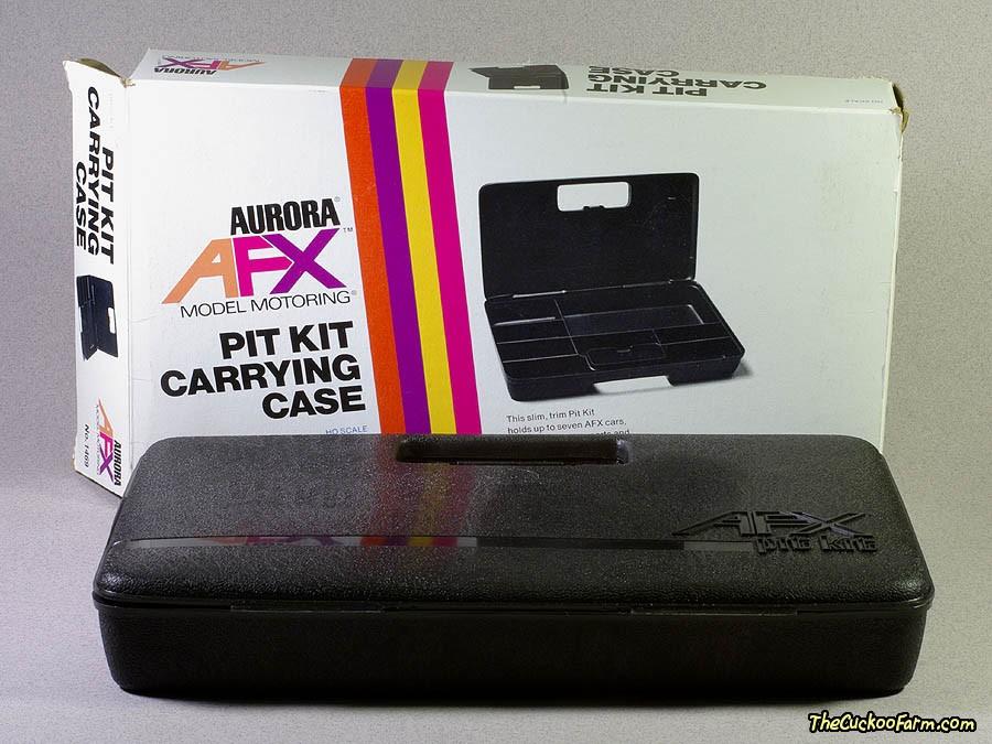 AFX Pit Kit.