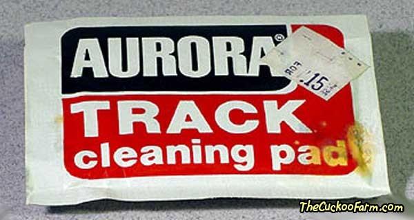 AFX Track Pad.