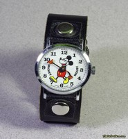 Bradley Mickey Mouse Watch with Swiss movement