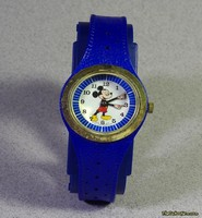 Phinney-Walker Mickey Mouse Watch with Swiss movement